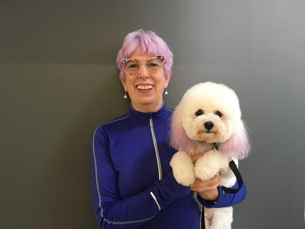 oakland dog grooming hair dye
