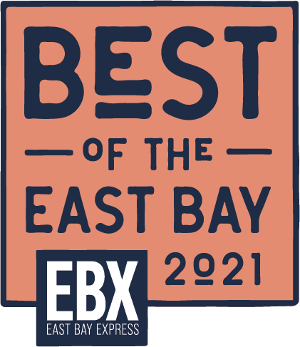 East Bay Express 2021 WINNER! Best Dog Obedience School